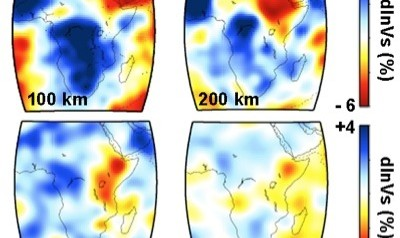 Lithospheric structure beneath continental rifts