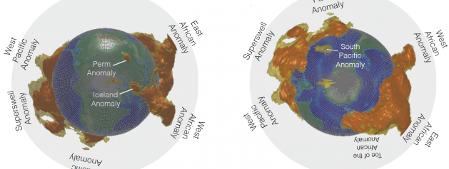 Reference Model of LLSVP Morphology