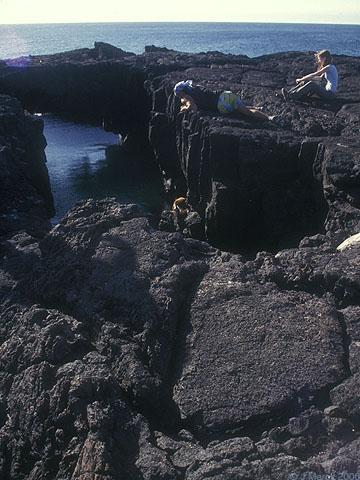 Radiometric dating oceanic crust
